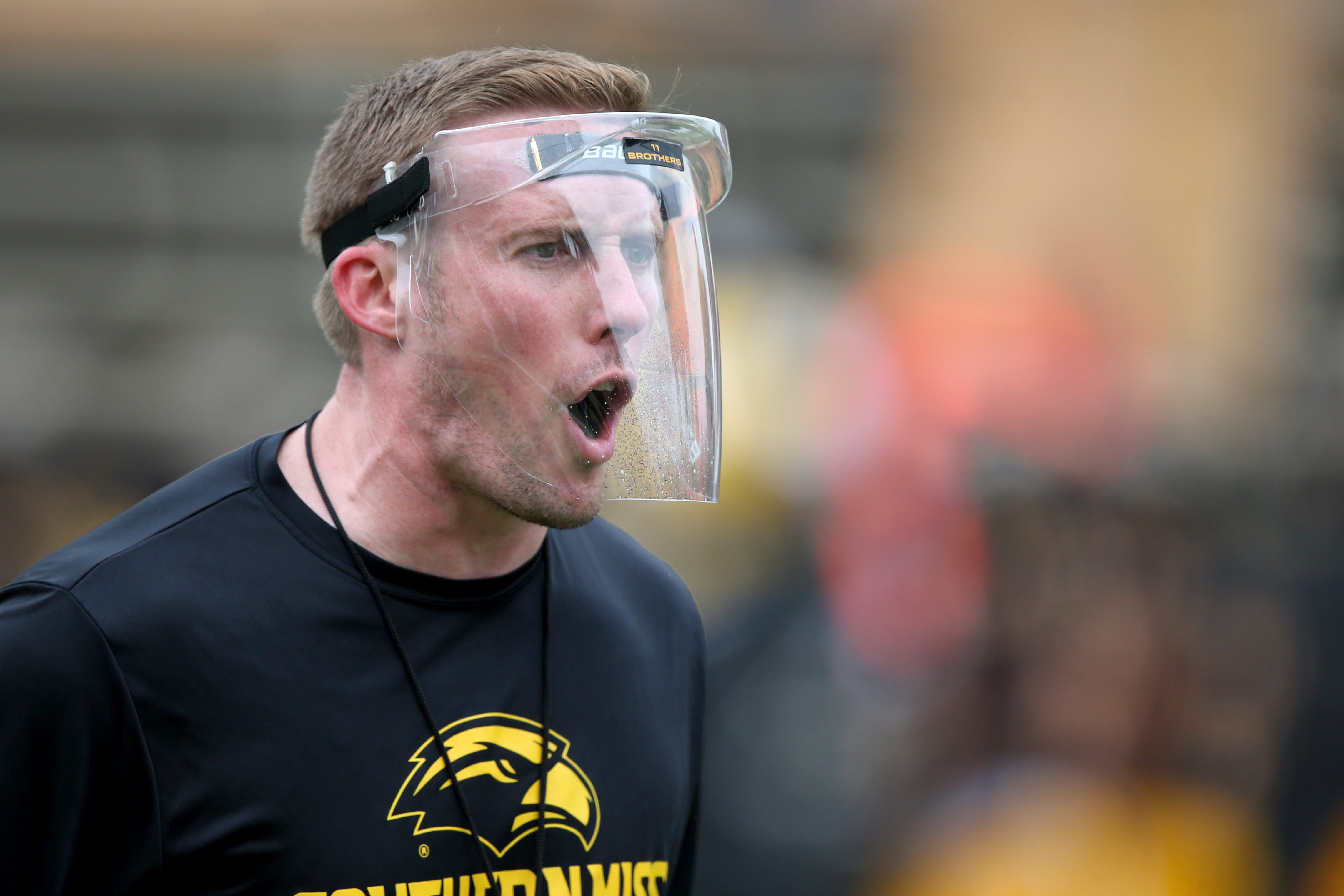 Scotty Walden, interim head coach at Southern Miss, tests positive for COVID-19