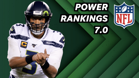 NFL power rankings: Packers' meltdown leads to another change at No. 1