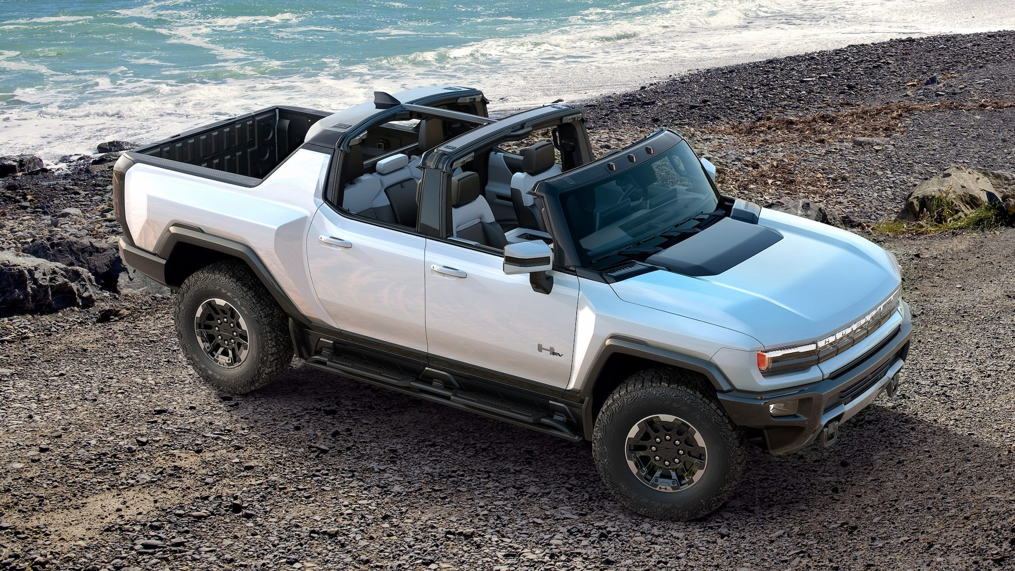 Hummer EV: GM reveals new pickup, prices it more than $112,000