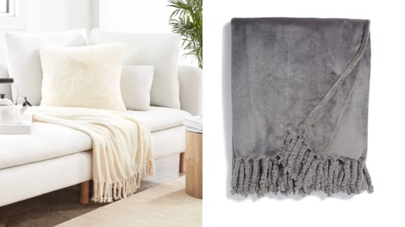 Best Nordstrom gifts: Bliss Plush Throw