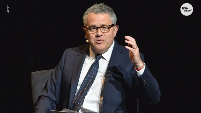 The New Yorker fired Jeffrey Toobin after he exposed himself on a Zoom call with co-workers.