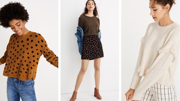 Madewell is giving shoppers the perfect opportunity to refresh their autumn wardrobe.
