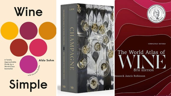 Best Wine Gifts 2020: Books