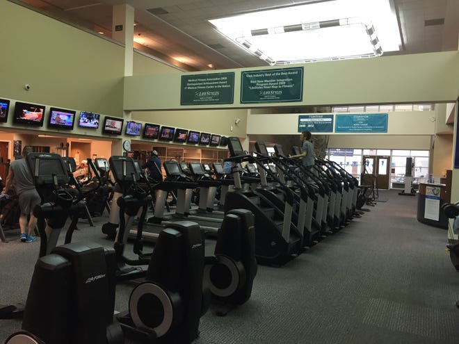 Cleveland Clinic Akron General Lifestyles in Montrose was nearly deserted the afternoon of March 16, when Gov. Mike DeWine ordered all health clubs to close the following day.