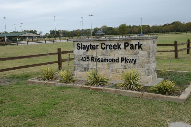 Slayter Creek Park will serve as the primary parking area for BOOm Bash at 8 p.m. OCT. 23.
