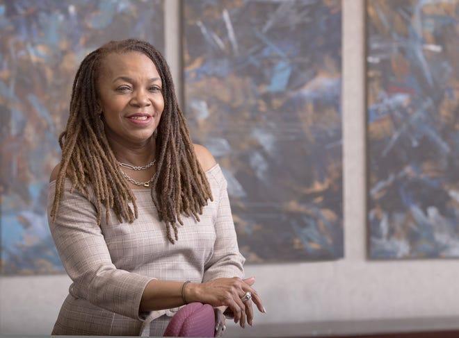 Stephanie Hightower, CEO of the Columbus Urban League. (Tim Johnson/CEO)