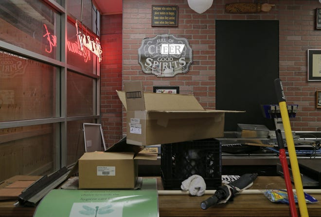Nancy's Home Cooking, which was badly damaged by looters during the May 30 protests Downtown, has closed its brick-and-mortar operation, but will continue as a delivery restaurant.