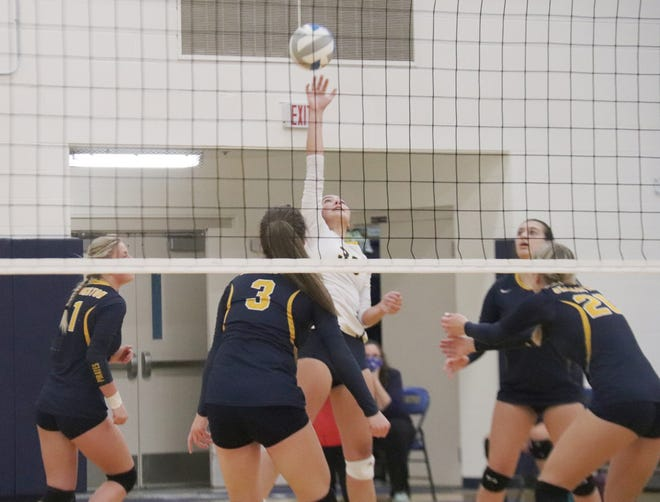 The Crookston volleyball team has cancelled games through Nov. 20 due to COVID-19.