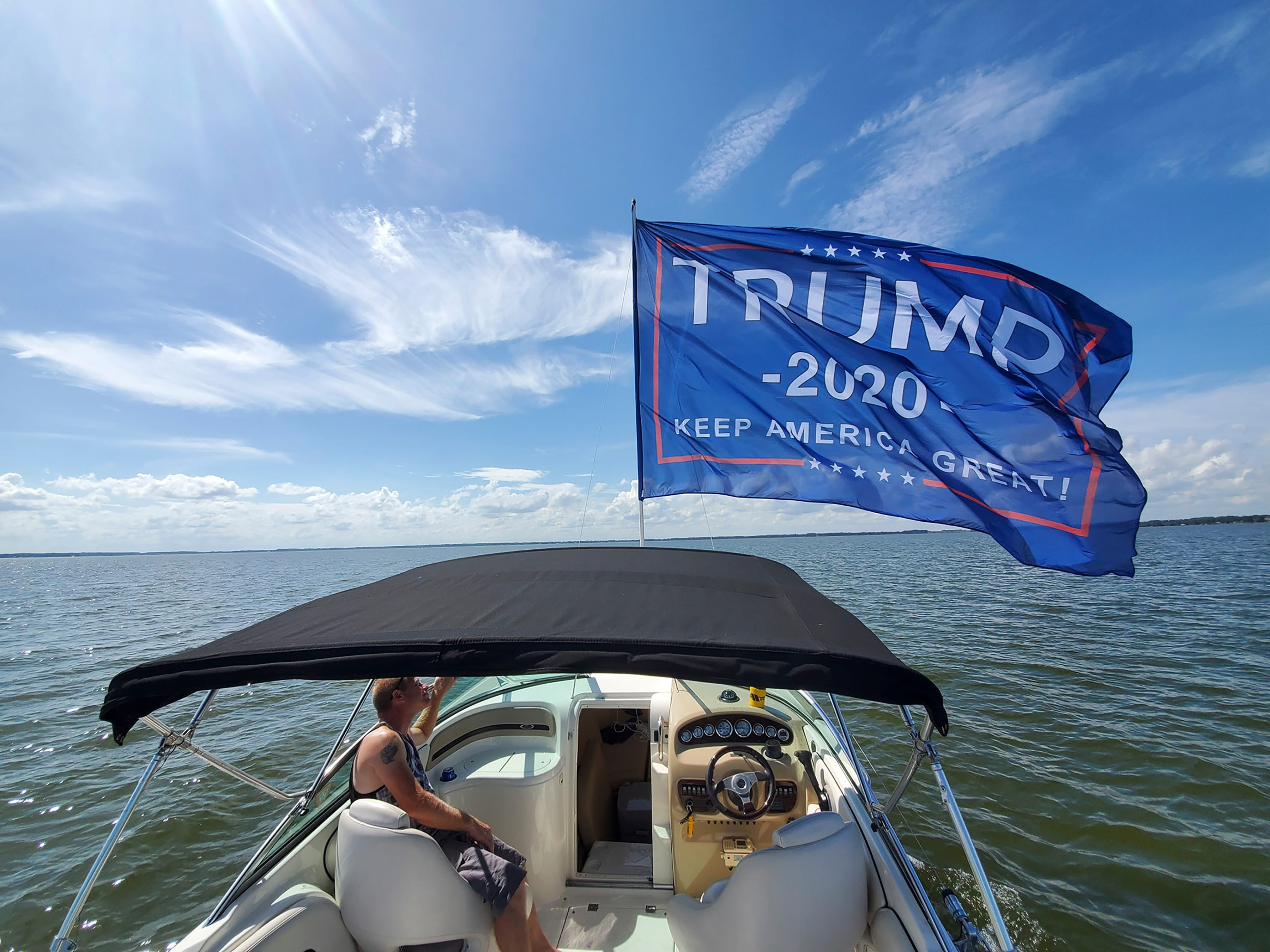 Trump Boat Parade Scheduled For Saturday