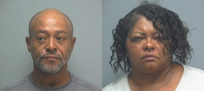 Ricky Ball and Stephanie Marks both faced multiple counts of murder in the death of Edwin H. Eberle.