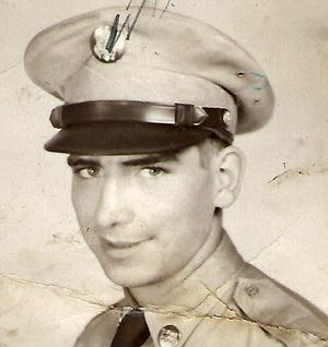 Army Pfc. Harold Knight
