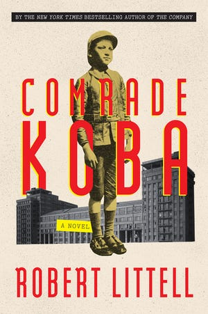 Comrade Koba will appear in bookstores nationwide Nov. 10.