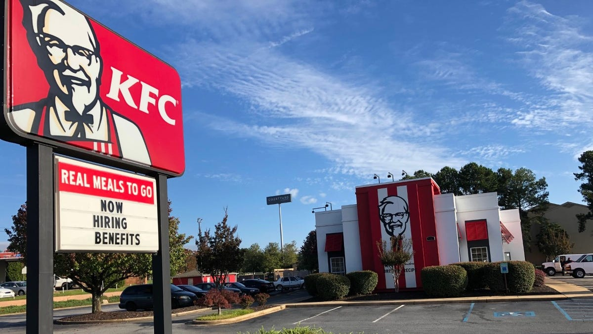 Spartanburg KFC restaurant temporarily closed after fire