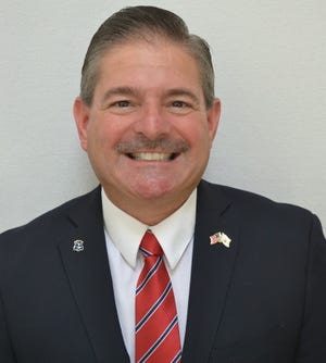 Republican Ken Mendonca of Portsmouth is challenging Democrat Terri Cortvriend for the House District 72 seat.