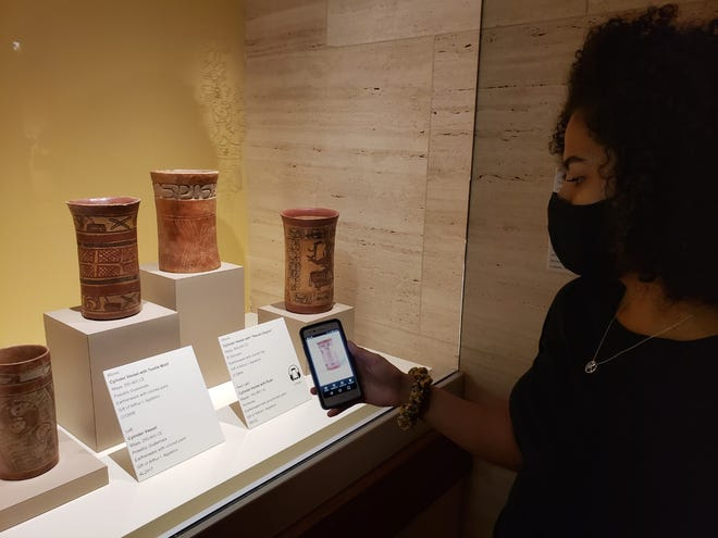 The Appleton's free mobile app won a Gold Honors Award in the mobile device application category recently at the Southeastern Museum Conference 2020 Technology Competition. The app features tours of the collection for adults and children.