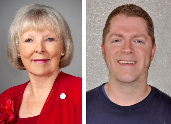 Garrett Westhoven is challenging Diane Grendell for the District 76 Ohio House seat. Grendell was appointed in May 2019 to the seat.