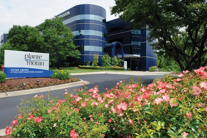 Plante Moran office building.