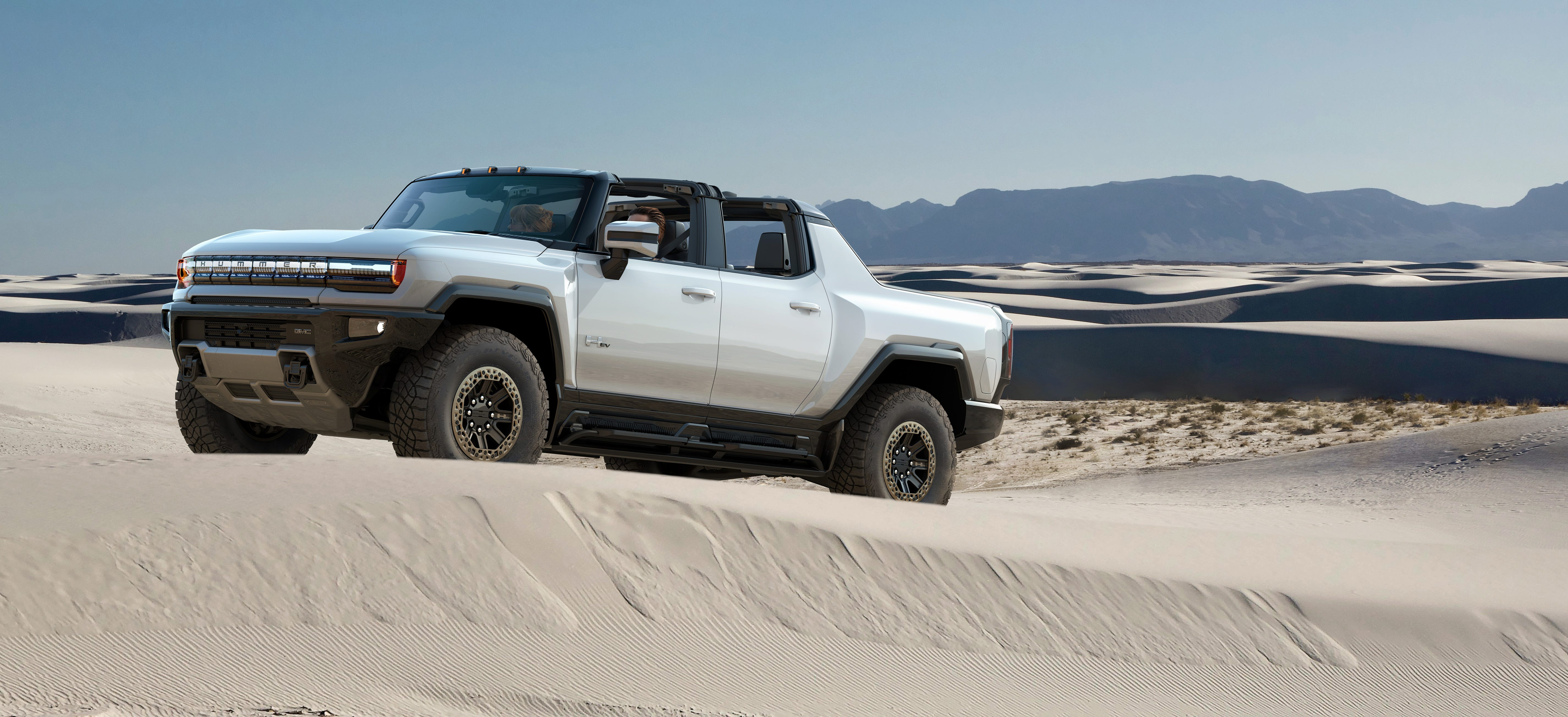 WTF, plus 3 other reasons the 2022 GMC Hummer EV pickup will be a hit