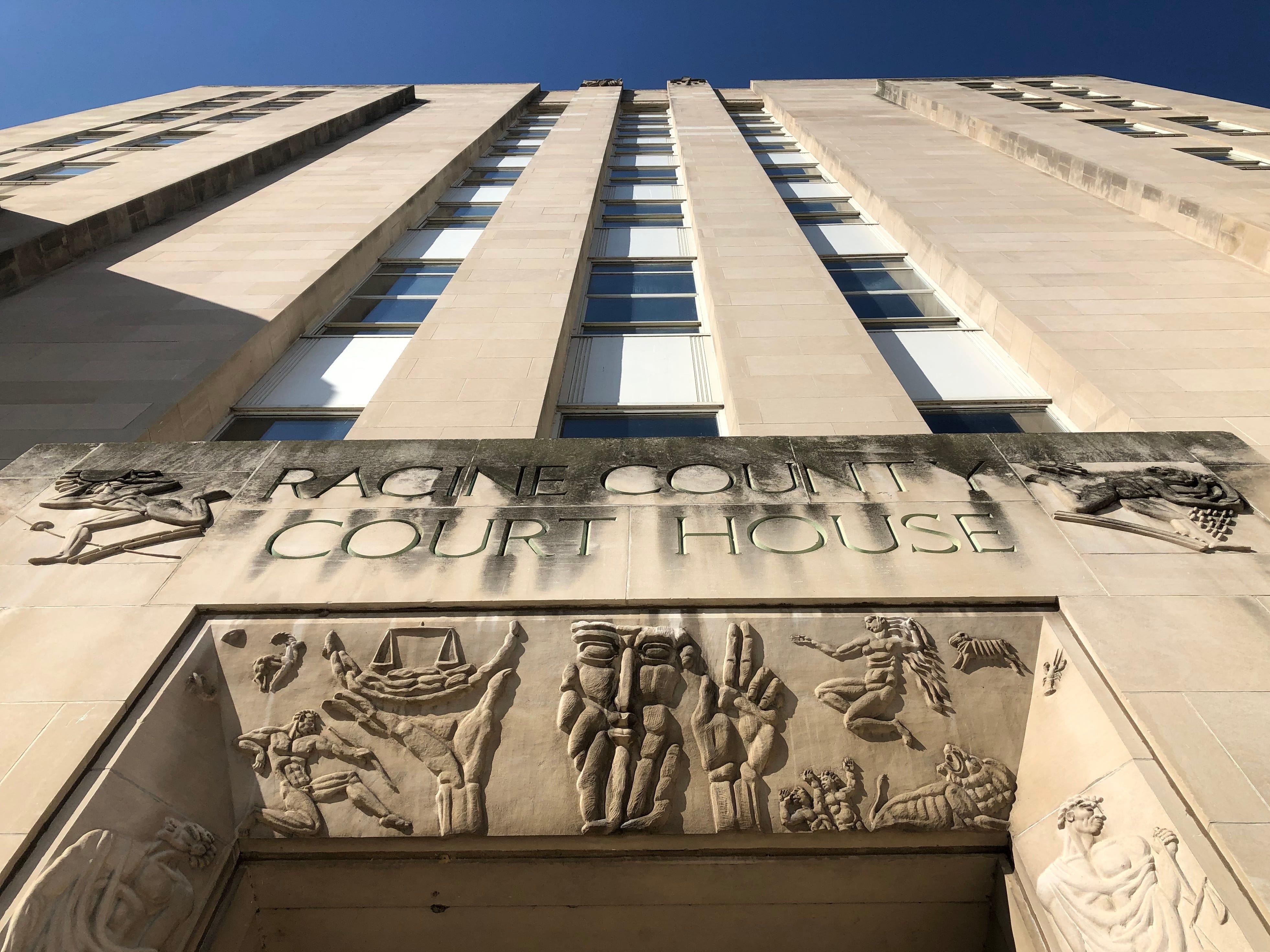 Racine County Court House.