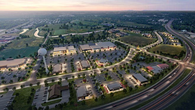 Wangard Partners has proposed Olympia Fields in Oconomowoc, which would include multifamily residential development, office space and more.