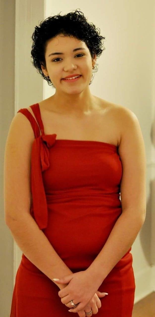 Maricella Chairez pictured at age 15. Photo courtesy Cynthia Casillas.