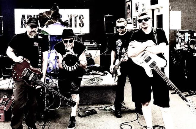 Abusements will unveil its new five-member lineup Saturday at Rockin' Halloween Bash at The Sanctuary.