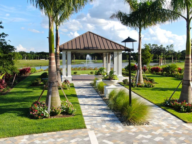 Fiterman's Point opened at The Enclave of Distinction as an exclusive gathering place for residents.