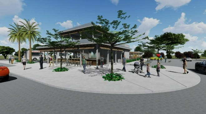 A food truck park is coming to downtown Bonita Springs after City Council approved developer plans. The 8-pad park sits at the corner of Old 41 Road and Reynolds Street.