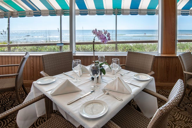 HB's on the Gulf is located in the Naples Beach Hotel.
