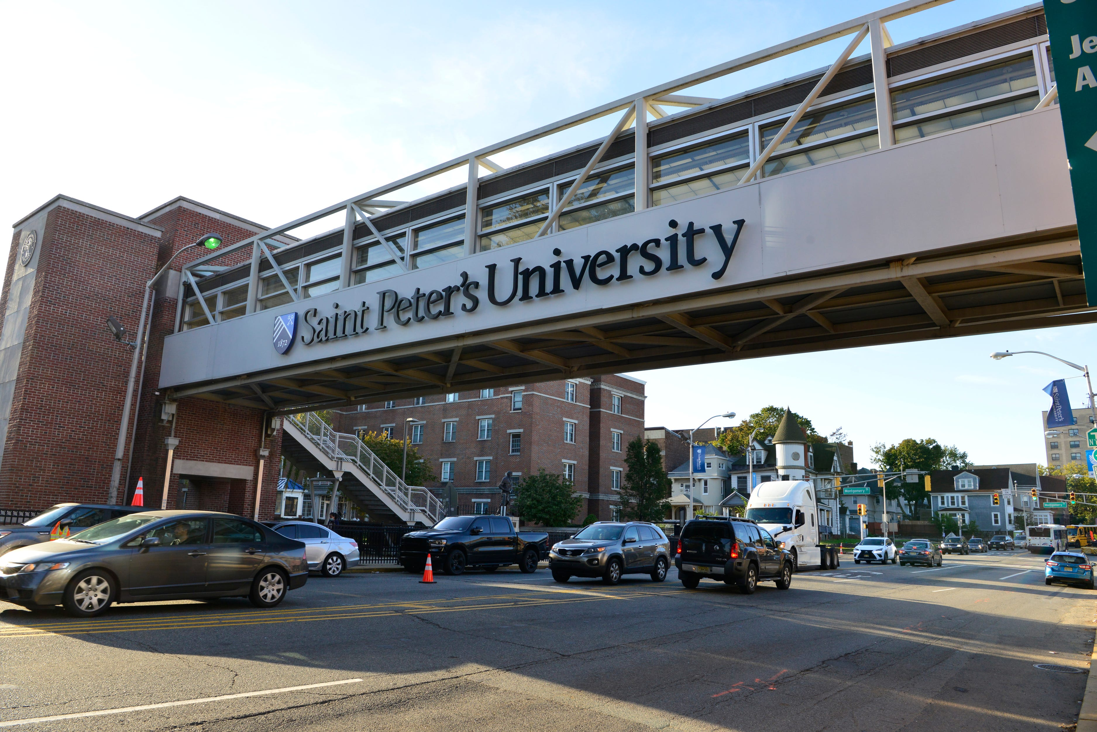 Shortly before the pandemic hit, Saint Peter's University in Jersey City took steps to reduce operating expenses, renegotiated some vendor contracts, suspended university contributions to retirement accounts and eliminated sixpositions.