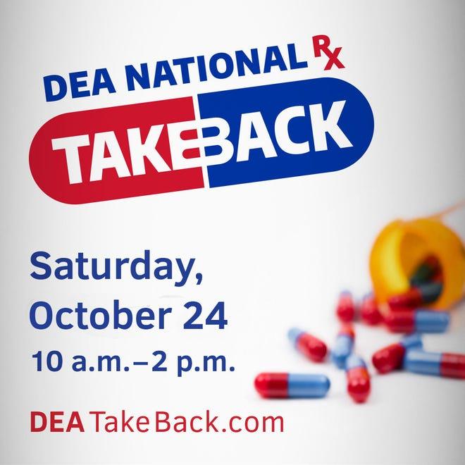 National Drug Take Back Day.