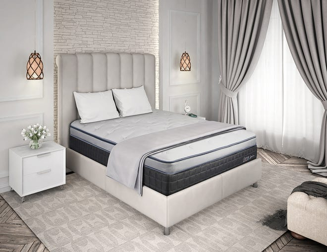 iSense provides affordable mattresses for people who need a better night's sleep.