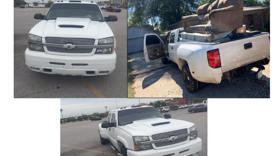 Springfield police locate truck connected to Greene County homicide
