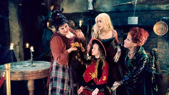 You can stream Hocus Pocus right now on Disney+.