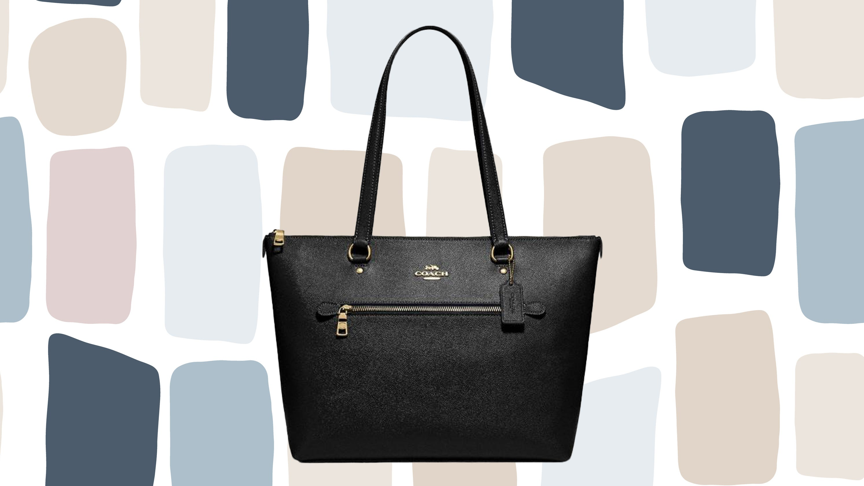 Coach bags are up to 70% off right now with an extra $10 off $100
