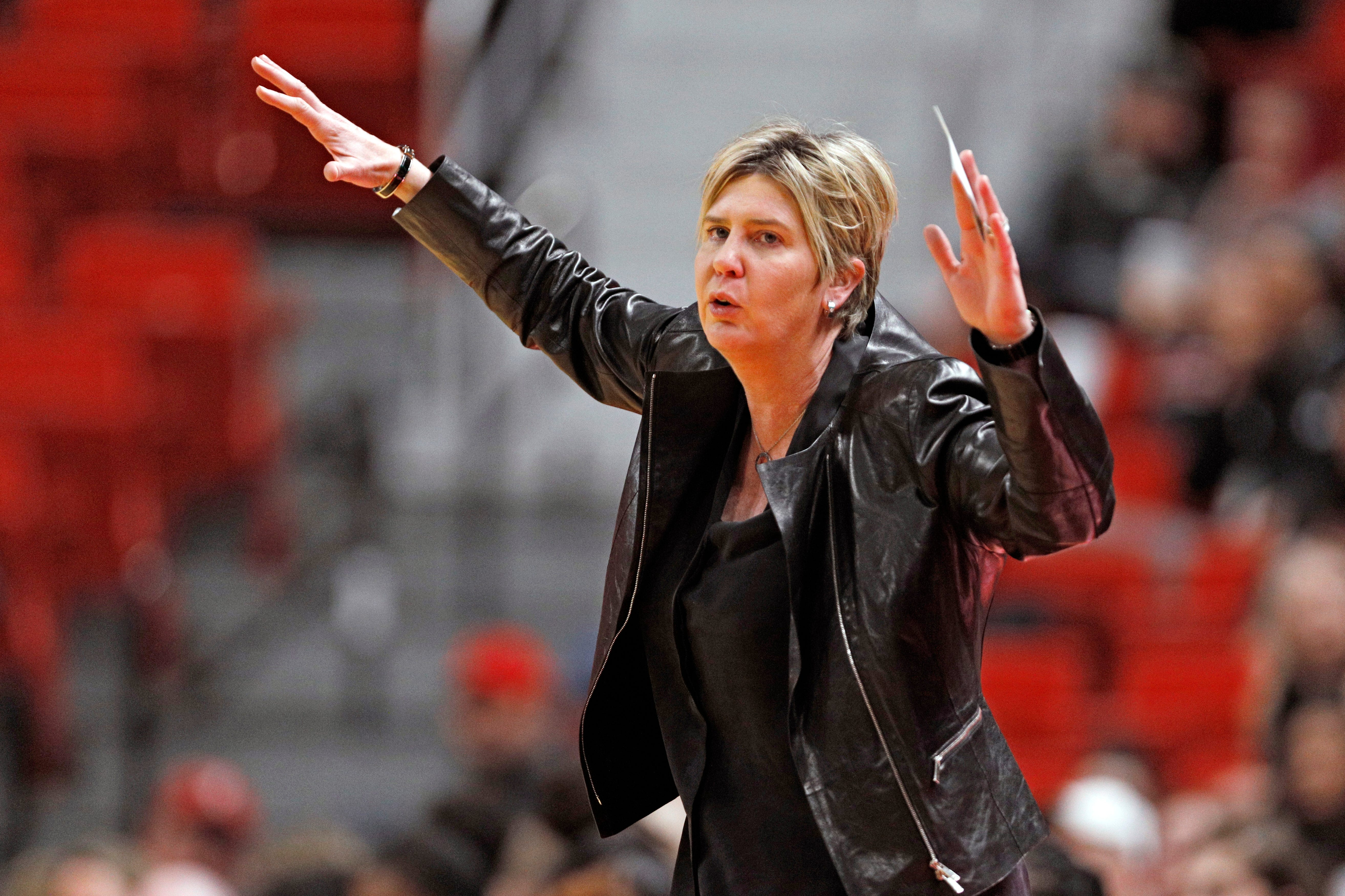 Ex-Texas Tech women's basketball coach files lawsuit against school, says firing was result of discrimination