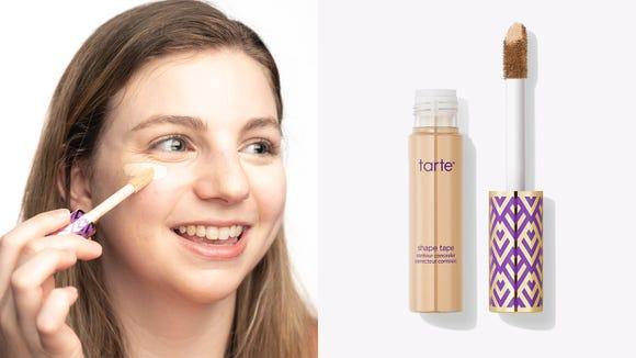 Best gifts for makeup lovers: Tarte Shape Tape Concealer