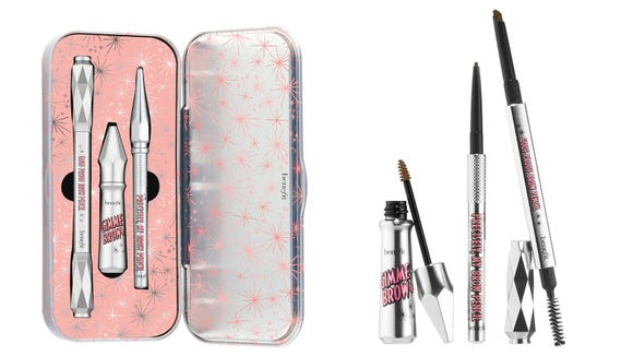 Best gifts for makeup lovers: Benefit Cosmetics Great Brow Basics Pencil & Gel Set