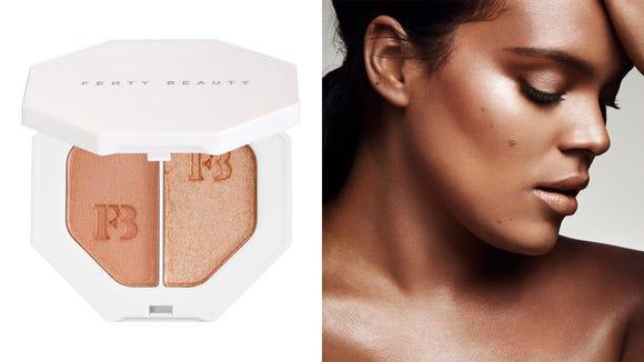 Best gifts for makeup lovers: Fenty Beauty by Rihanna Killawatt Freestyle Highlighter