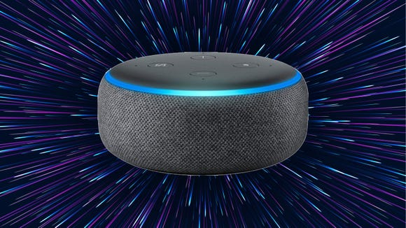 This smart speaker is down to its Prime Day price.