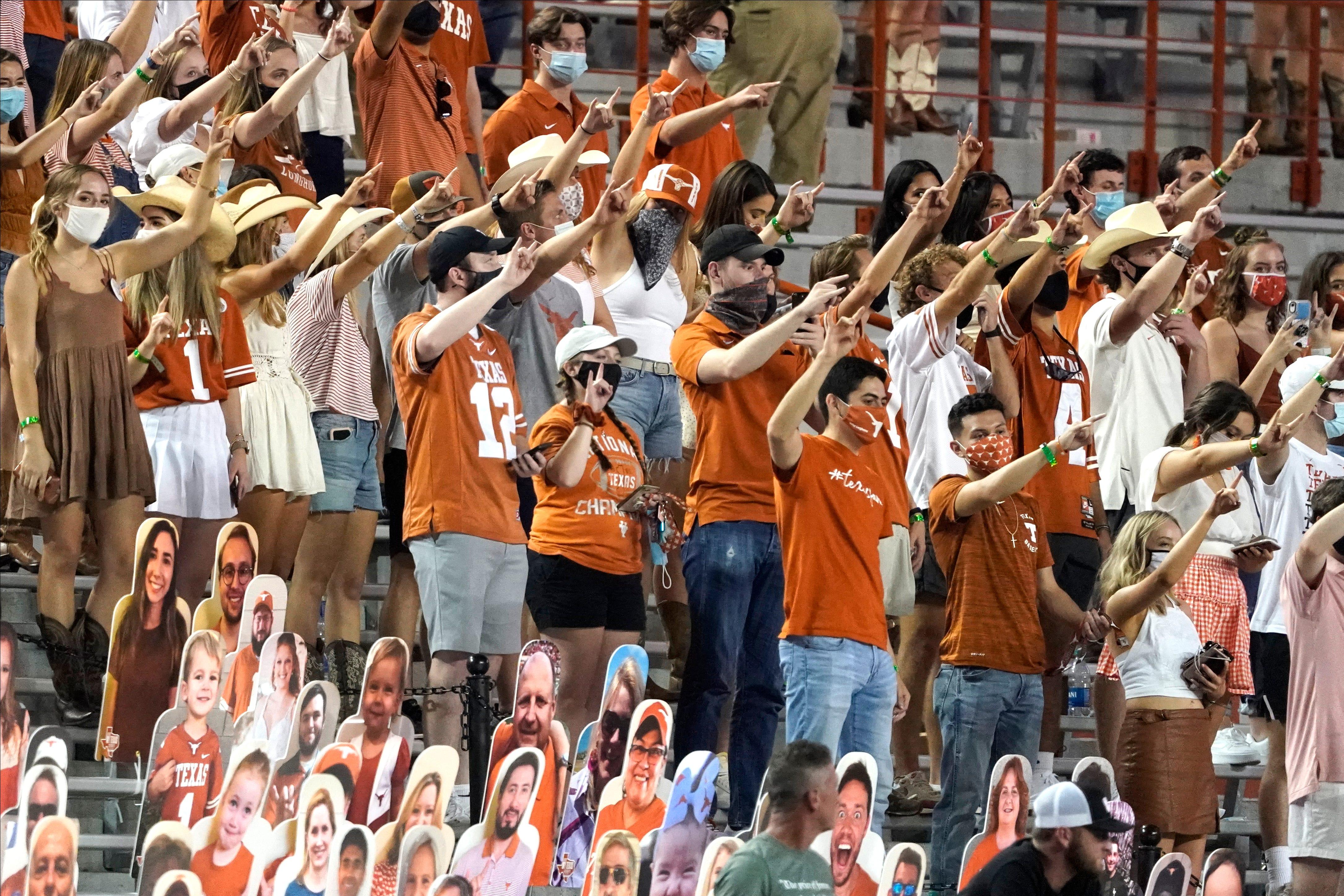 Opinion: Longhorns leaders shouldn't wait any longer to drop 'The Eyes of Texas'