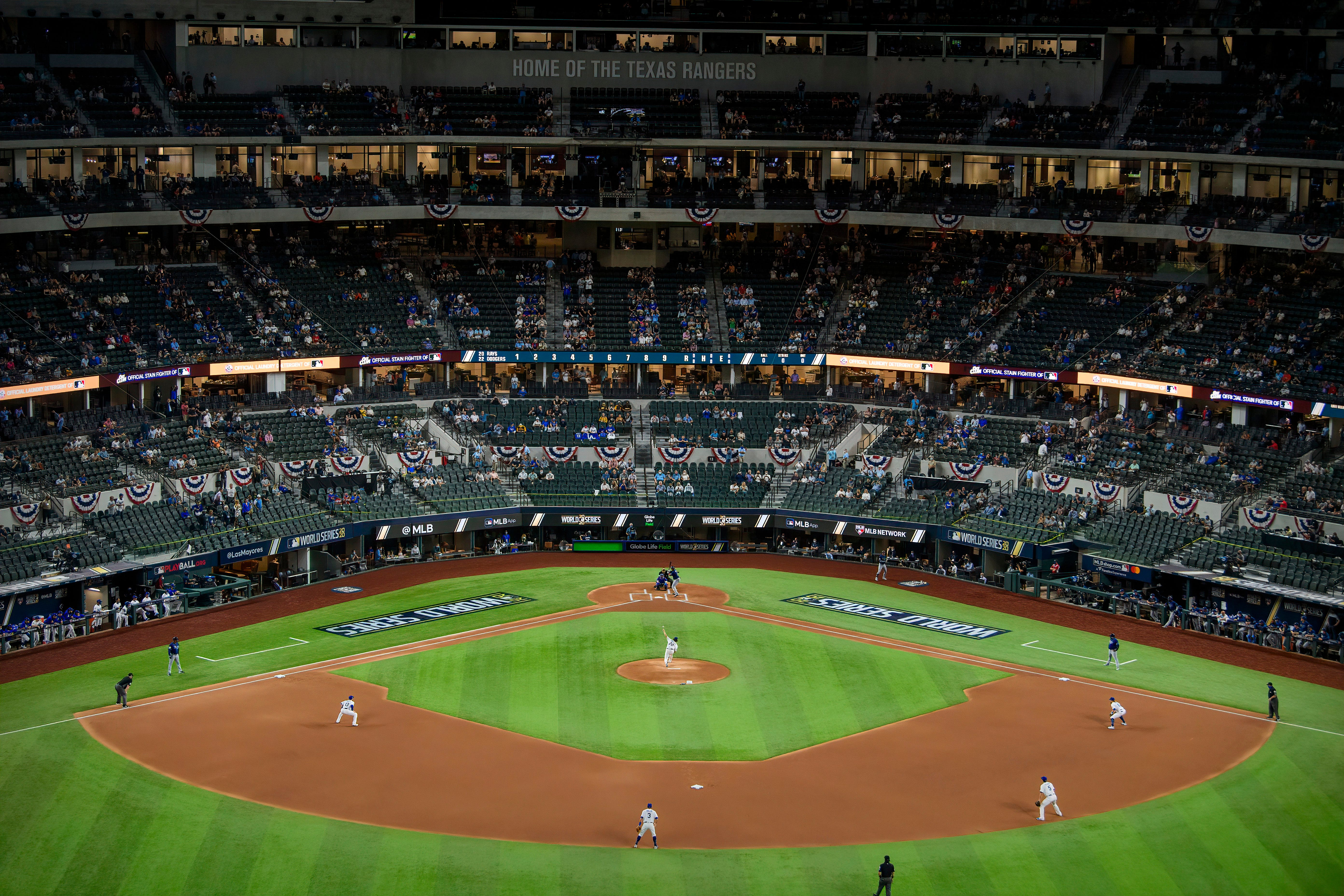 Picture of: Mlb Fans In 2021 World Series Nlcs Plan Provides Path For Baseball