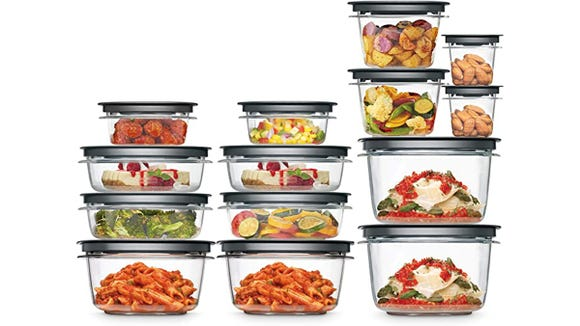 This 28-piece set from Rubbermaid is on sale at a steal right now.