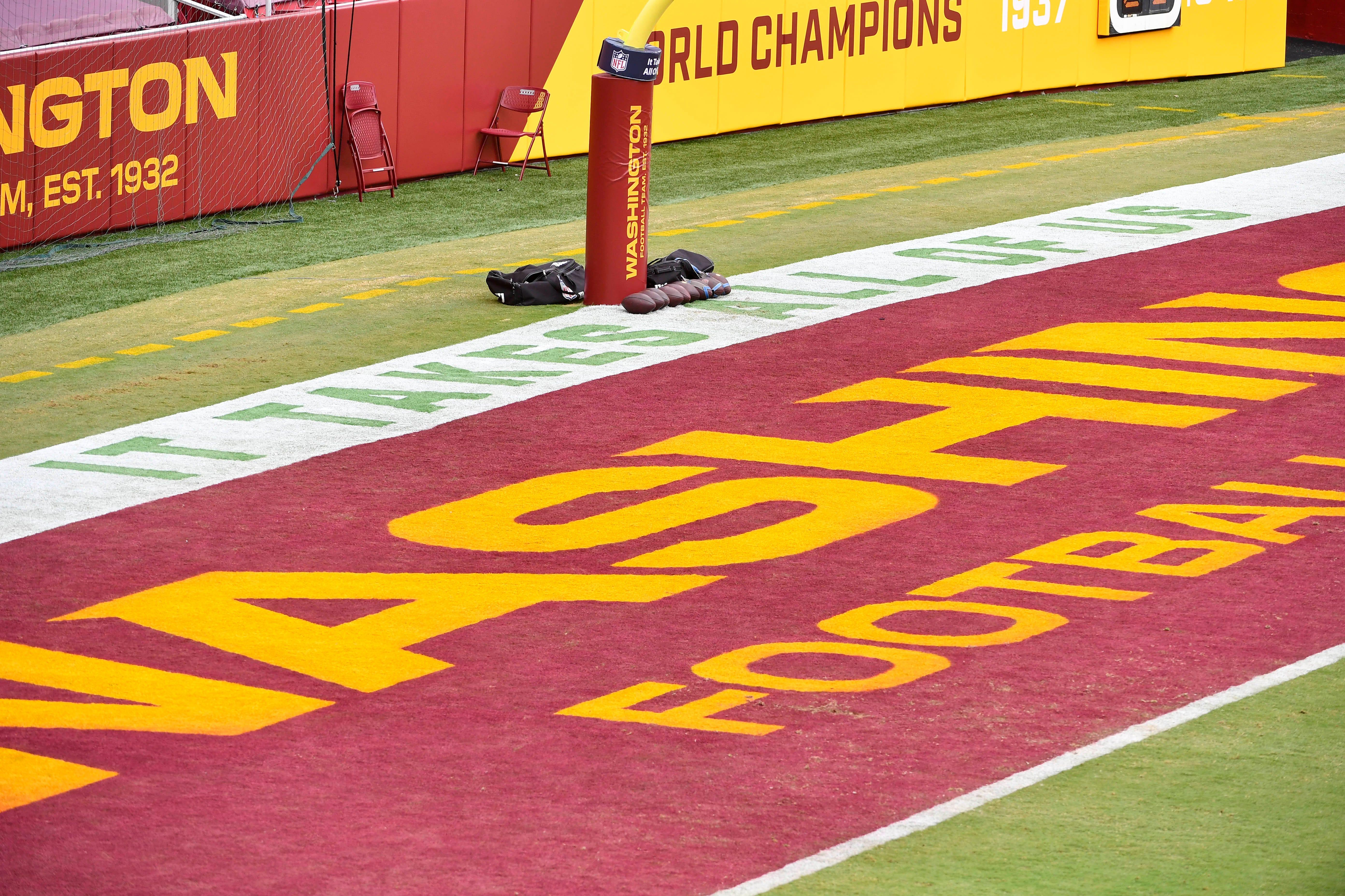 'Pretty good chance': Washington to remain Football Team through 2021, team president says