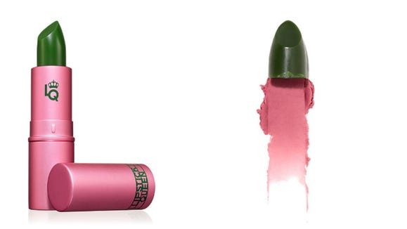 This lipstick is like a mood ring for mouths.