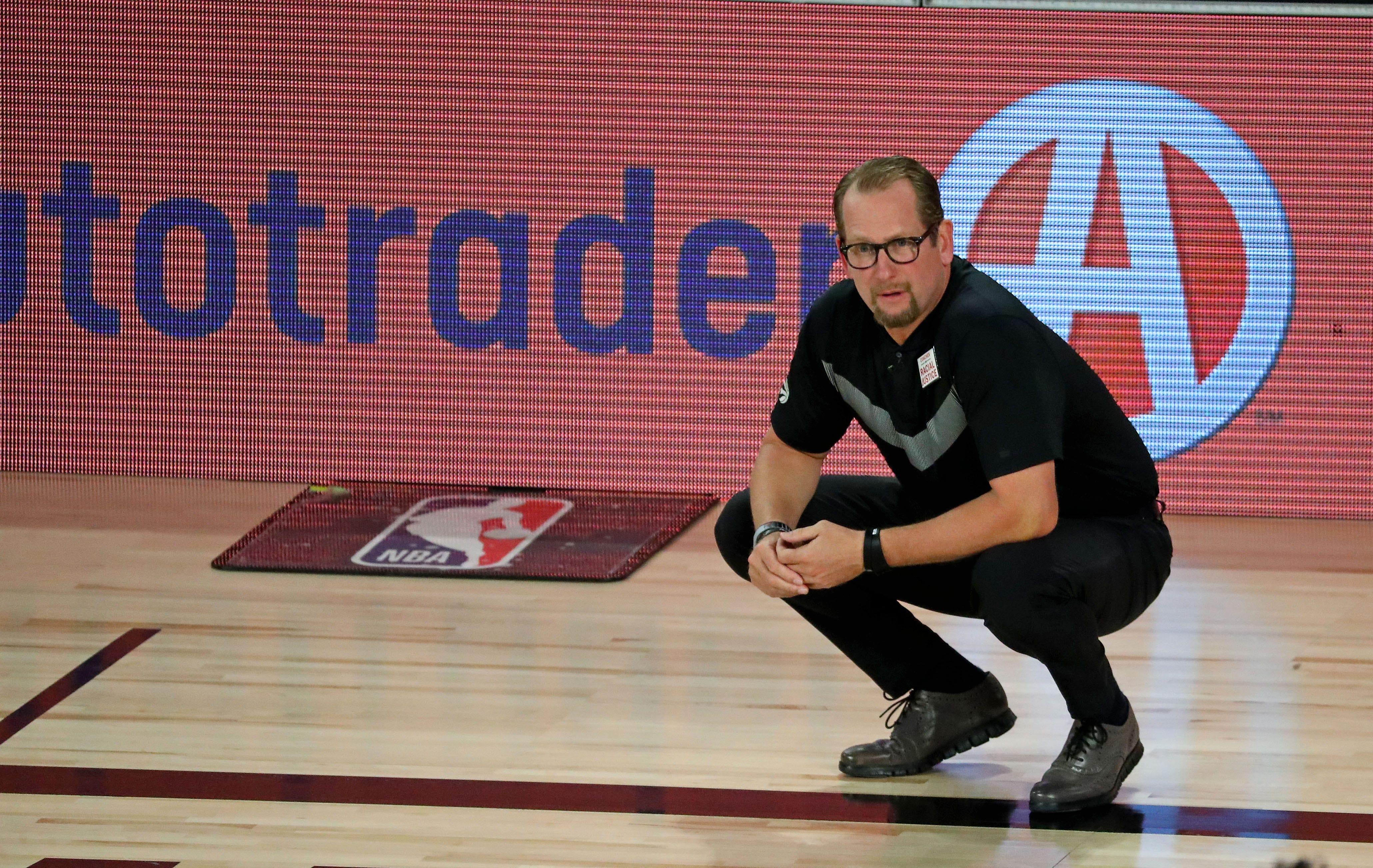 'No more excuses': Toronto Raptors coach Nick Nurse urging Americans in Canada to vote