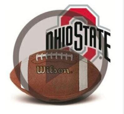 Ohio State Football logo.