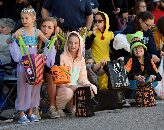 The annual Crickette Club Halloween parade that drew thousands to downtown Bartow has been canceled this year due to the COVID-19 pandemic.