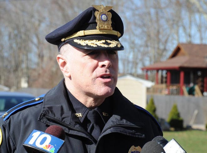 The Tiverton Police Department will look to hire a deputy chief who will be second in command under Chief Patrick Jones.