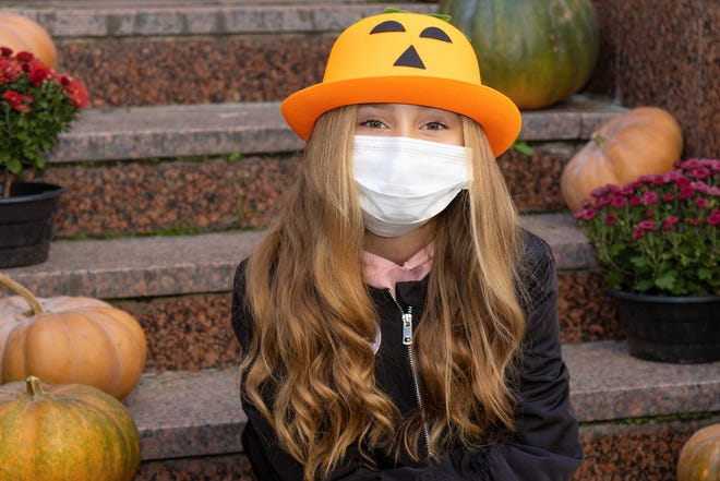 Get creative to have a fun and safe Halloween during the coronavirus pandemic.